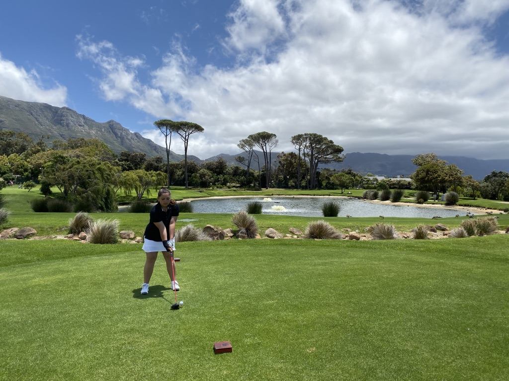 Golf in Cape Town