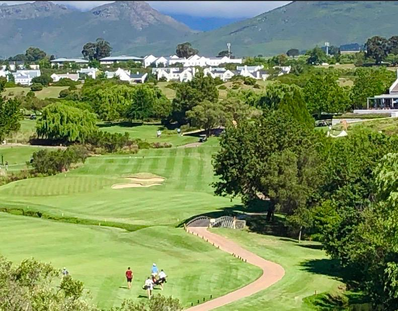 Golf i Kapstaden